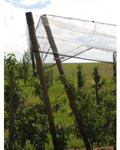 Hagelschutznetz 40 g/m² auf Maß